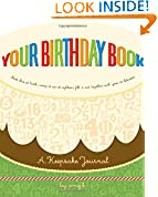 #8: Your Birthday Book: A Keepsake Journal