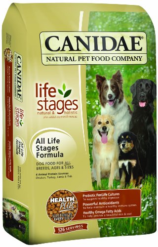 CANIDAE All Life Stages Dog Dry Food Multi-Protein Formula, 44 lbs (Dog Boutique Online)