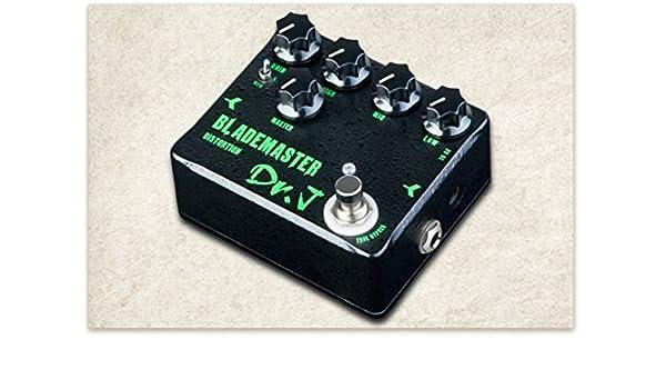 Amazon.com: PEDALES EFECTO JOYO - Joyo (DRJ D58) Blade Master: Musical Instruments