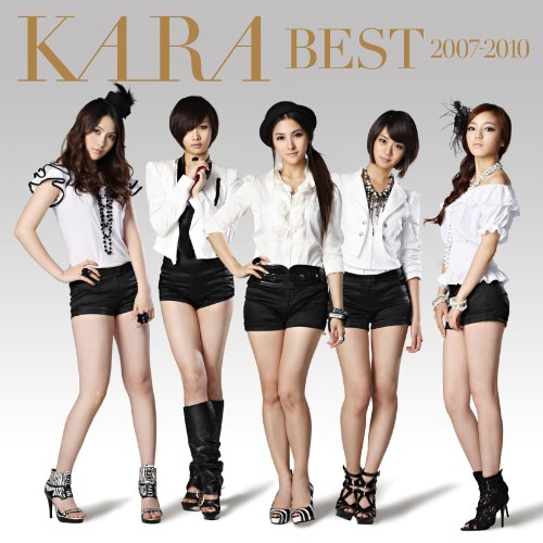 Kara best 2007 2010 first press limited edition with dvd cd kara best 2007 2010 first press limited edition with dvd cd dvd limited edition amazon music thecheapjerseys Gallery