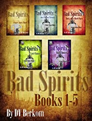 Bad Spirits (Kate Jones Thriller Book 1)
