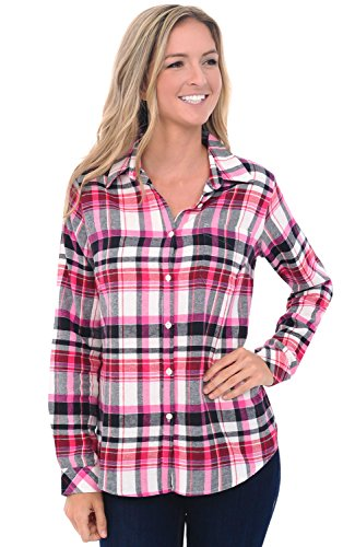 Pink Flannel - 3