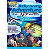 The Standard Deviants - Astronomy Adventure (Learn Astronomy History and Principles) by Cerebellum Corporation
