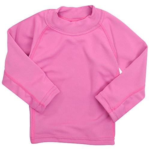 Molehill Kid's Long Underwear Tops, Mulberry, 6/7 yrs - Pants Mulberry Line