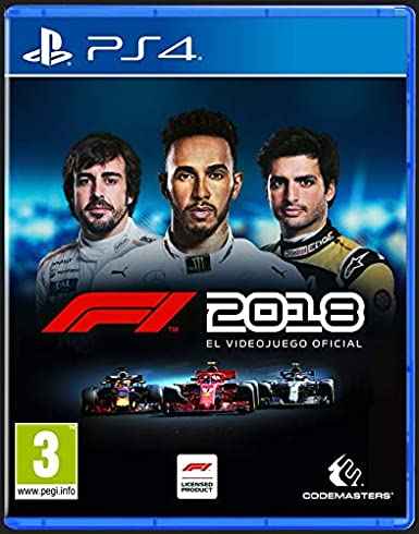 Formula 1 2018 - PlayStation 4: Amazon.es: Videojuegos