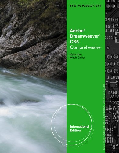 New Perspectives on Adobe Dreamweaver CS6, Comprehensive