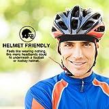 poshei Mens Headband (4 Pack), Mens Sweatband