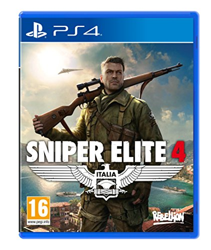 Sniper Elite 4 PS4 Playstation 4
