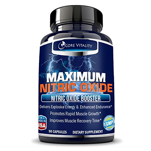 Core Vitality Nitric Oxide Supplement