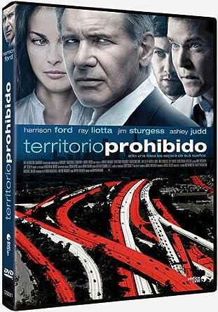 Territorio prohibido [DVD]