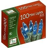 HW 100CT BLU LGT Set (Pack of 24)