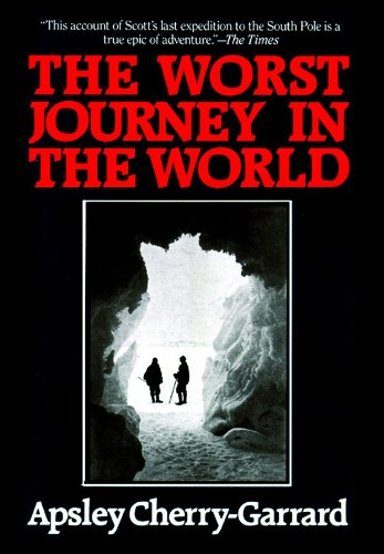 The Worst Journey in the World: Library Edition by Brand: Blackstone Audiobooks