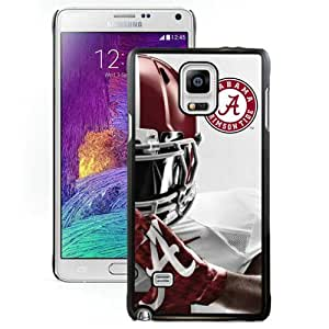 Beautiful And Unique Designed Case For Samsung Galaxy Note 4 N910A N910T N910P N910V N910R4 With Southeastern Conference SEC Football Alabama Crimson Tide 6 Phone Case