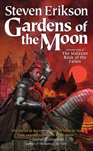 Gardens of the Moon (The Malazan Book of the Fallen, Vol. 1)