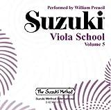 Suzuki Viola School, Vol. 5