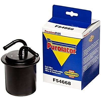 Purolator F54668 Fuel Filter: Automotive