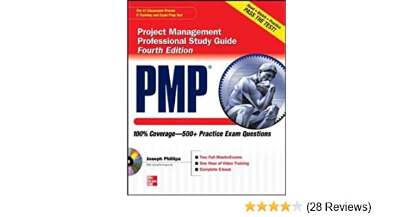 amazon com pmp project management professional study guide fourth rh amazon com project management professional study guide project management professional study guide