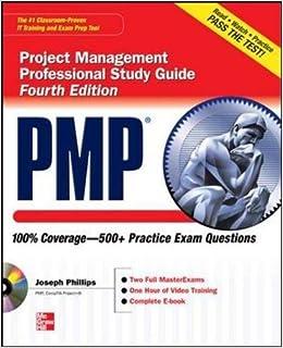 Amazon.com: PMP Project Management Professional Study ...