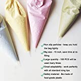 Pastry Bags - 100 Pieces 15 Inch Disposable Icing Decorating Bags for Baking Supplies - By SveBake