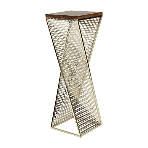 Compare Price Modern Pedestal Plant Stand On