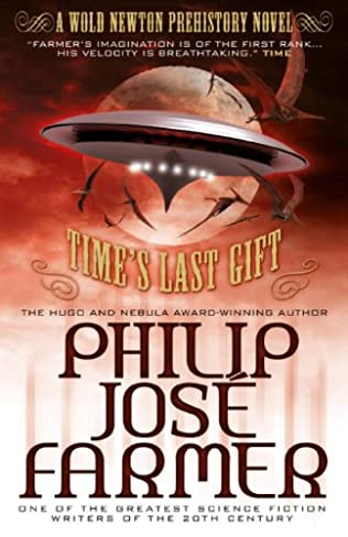 book cover of Time\'s Last Gift