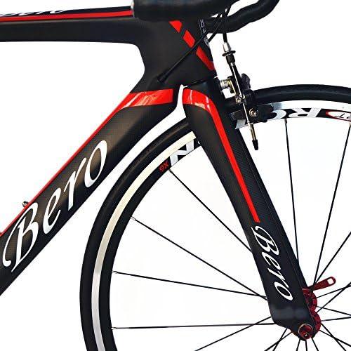 Beiou 2016 700C Carretera Shimano 105 Bicicletas con Un Cuadro 11S ...