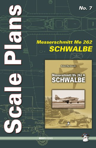 Me 262 A Schwalbe (Scale (Scale Aircraft Drawings)