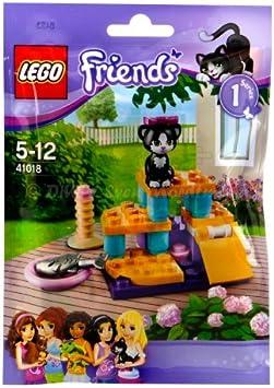 Lego Friends 41018 gato parte Espacio: Amazon.es: Juguetes ...