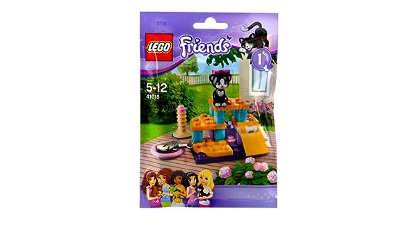 Lego Friends 41018 gato parte Espacio: Amazon.es: Juguetes y ...