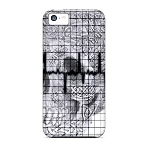 Awesome Case Cover/iphone 5c Defender Case Cover(heartbeat)