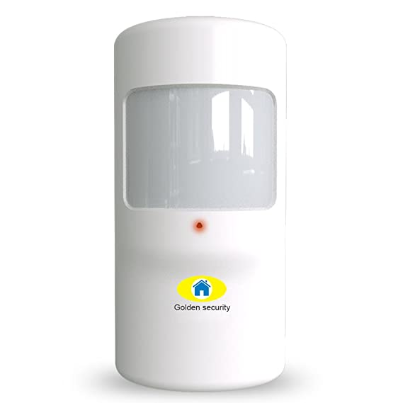 Golden Security wireless pir Motion Sensor GS-WMS08
