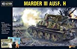 Warlord Games, Marder Iii, Bolt Action Wargaming Miniatures
