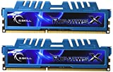 Ripjaws-X, Memory, 2 x 4 GB,  F3-12800CL7D-8GBXM