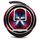 Pop Skin Decal Stickers for Ninebot One E E+ Pro Avengers Captain America Shield Korea Made