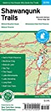 Shawangunk Trails Map: Minnewaska State Park Preserve, Mohonk Preserve, Mohonk Mountain House