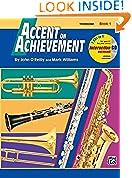 #2: Accent on Achievement, Bk 1: Trombone, Book & CD