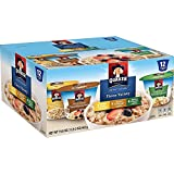 quaker oatmeal container - Quaker Instant Oatmeal Variety Pack (1.68 oz. cup, 12 ct.)