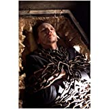 The Vampire Diaries Sebastian Roche as Mikael Mikaelson in Chains in Coffin 8 x 10 inch Photo