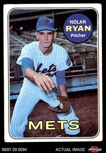- 1969 Topps # 533 Nolan Ryan New York Mets (Baseball Card) Dean's Cards 2 - GOOD Mets