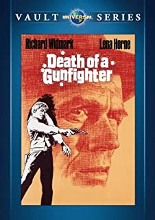 Book Cover: Death of a Gunfighter