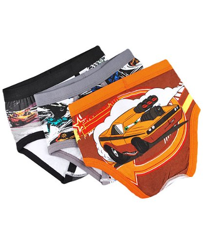 (Disney Pixar Cars 2 3-pk. Briefs MULTI 6)