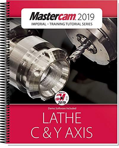 MasterCam 2019 LATHE CY TT - MasterCam Version: 2019, Subject: Lathe