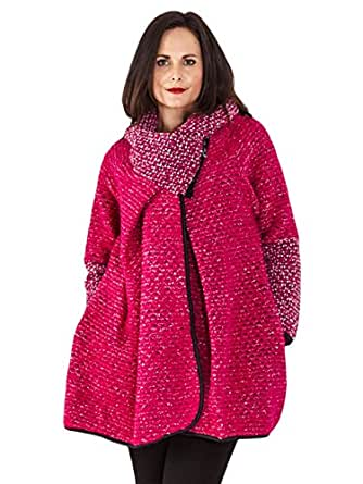 Amazon.com: Love My Fashions Fuchsia Pink Womens Quirky