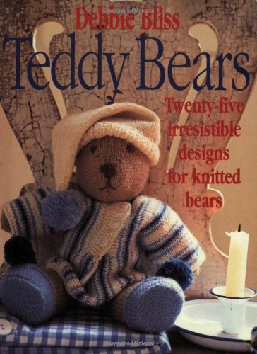 Knitted Teddy - 6