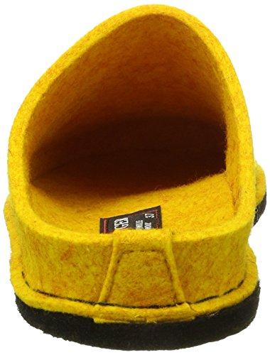 Mais unisex Giallo Casa Pantofole Soft Haflinger A pIxY6znq