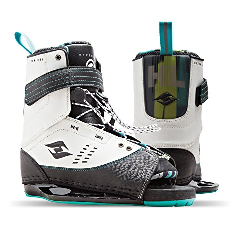 Hyperlite 2018 Focus Wakeboard Bindings - Mini-Men's 4-8 | Wmn's 5-9