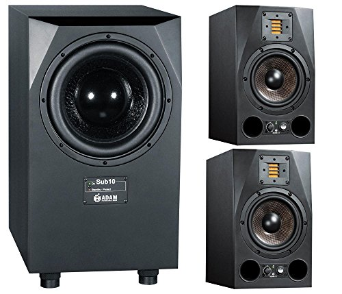 Adam Audio A7X and Sub10 2.1 Package
