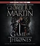By Martin, George R.R. A Game of Thrones: A Song of Ice and Fire: Book One Unabridged Edition Audio CD (1112-01-01)