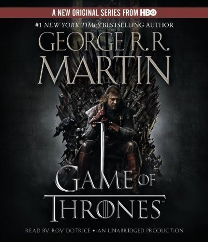 Price comparison product image By Martin, George R.R. A Game of Thrones: A Song of Ice and Fire: Book One Unabridged Edition Audio CD (1112-01-01)