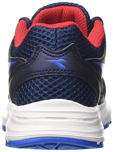 Diadora Shape 8 Jr, Zapatillas de Running Para Niños Azul (Estate Blue/directoire Blue)
